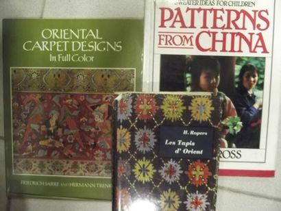 Deux ouvrages sur les tapis d'Orient - Les...