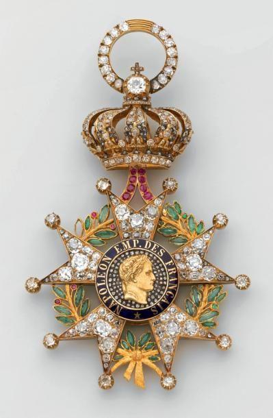 SOUVENIR d'Achille FOULD (1800/1867) Exceptionnel...