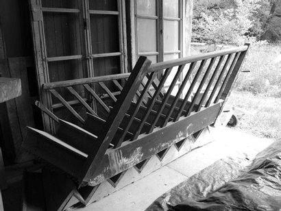 2 Volées d'escalier, 16 marches H. des marches...