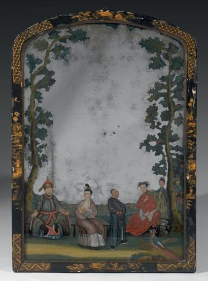CANTON vers 1760