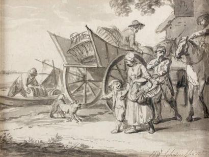 Hendrik Willem SCHWEINCKHARDT (Brandenburg 1746 - Londres 1797)