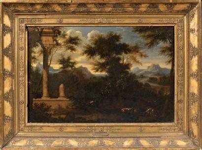 Attribué à Francisque MILLET (1642 - 1679)