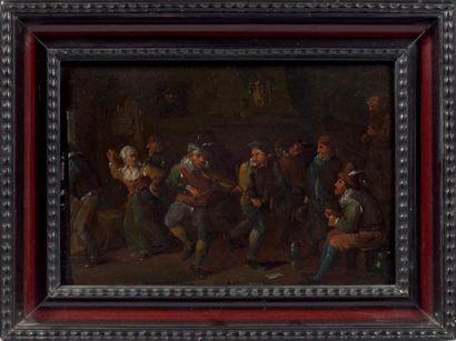 Attribué à Egbert van HEEMSKERCK (1666 - 1744)