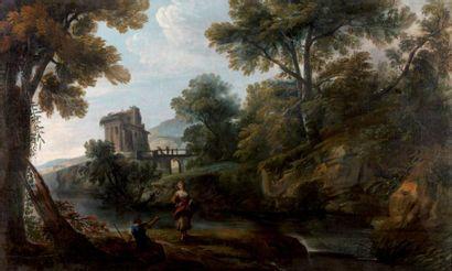 Jean-Baptiste LALLEMAND (Dijon vers 1710 - Paris 1805)