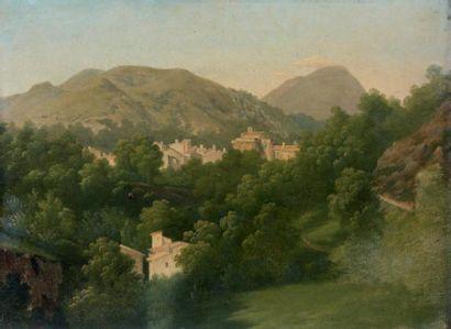Attribué à Jean Auguste Dominique INGRES (1780 - 1867)