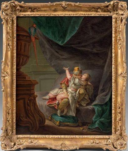François EISEN (Bruxelles 1695 - Paris 1778)