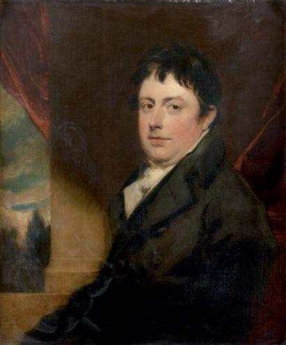 Ecole ANGLAISE vers 1810, entourage de Thomas LAWRENCE