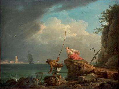Claude-Joseph VERNET (Avignon 1714 - Paris 1789)