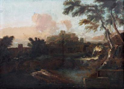 Ecole ITALIENNE vers 1750