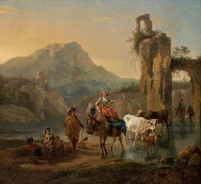 Jean Louis DEMARNE (Bruxelles 1744 - Paris 1829)