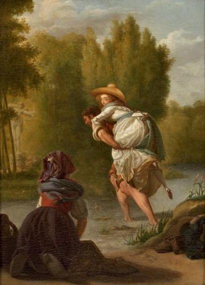 Michel GARNIER (Saint Cloud 1753 - 1819)