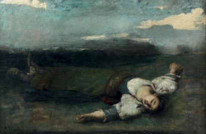 Jean Alexandre Joseph FALGUIERE (Toulouse 1831 - Paris 1900)