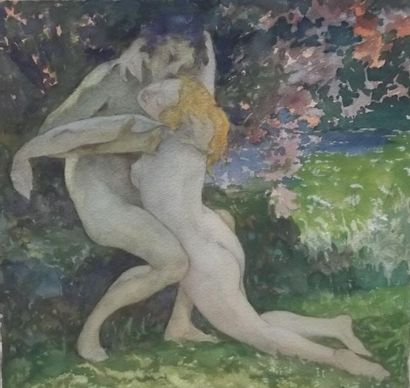 Edouard-Louis HENRY-BAUDOT (1871-1953)