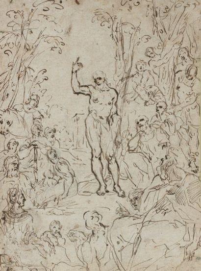 Attribué à Giacomo CAVEDONE (1577 - 1660)