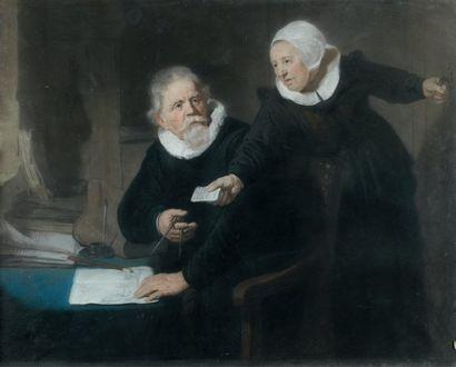 Cornelis TROOST (1697 - 1750)