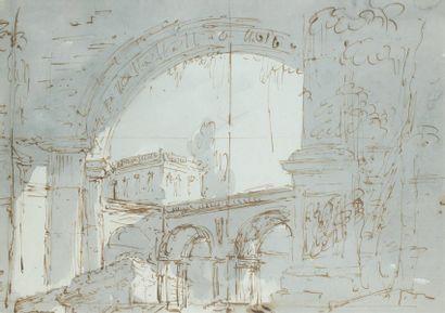 Marco RICCI (Belluno 1676 - Venise 1729)
