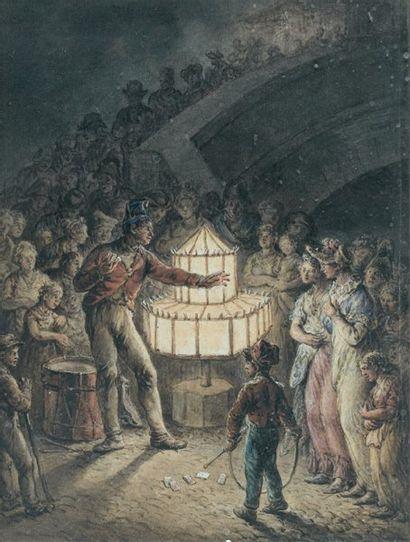 Jean-Pierre NORBLIN de LA GOURDAINE (Misy Fault Yonne 1745 - Paris 1830)