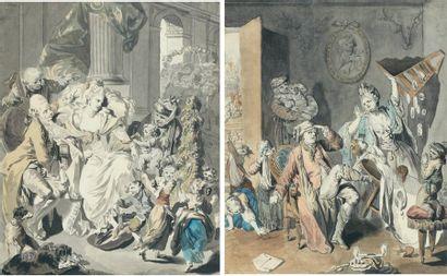Johann Eleazar ZEIZIG dit SCHENAU (Gross Schonau 1757 - Dresde 1806)