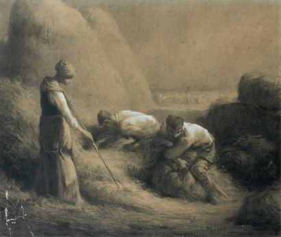 Jean-François MILLET (1814 - 1875)