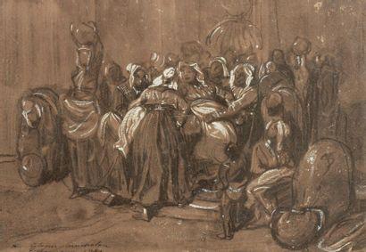 Guillaume DESCAMPS (Lille 1779 - Paris 1858)