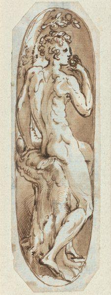 Attribué à Girolamo Francesco Maria MAZZOLA dit Il PARMIGIANO (1503 - 1540)