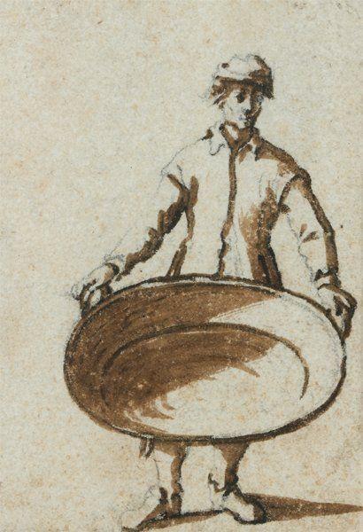 Attribué à Jacques CALLOT (1592 - 1635)