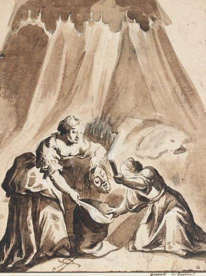 Attribué à Aart de GELDER (1645 - 1727)