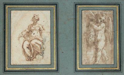 Cesare NEBBIA (vers 1536 - 1614)