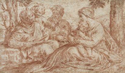 Simone CANTARINI (Opopezza 1612 - Bologne 1648)