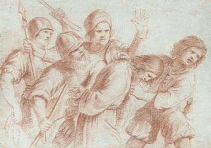 Giovanni Francesco BARBIERI dit Il GUERCINO (1591 - 1666)