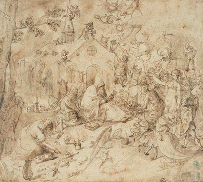 Peter de JODE (Anvers vers 1570 - 1634)