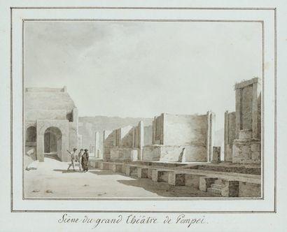LE RICHE (Actif à Versailles au XVIIIème siècle)