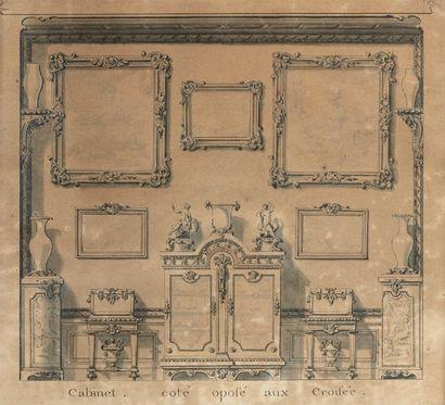 Gilles Marie OPPENORT (Gueldre 1639 - Paris 1715)
