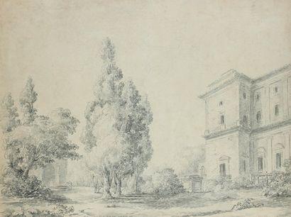 Hubert ROBERT (Paris 1733 - 1808)