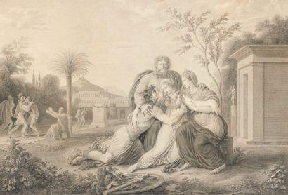 Pierre Etienne LESUEUR (Nîmes ? 1760 -Hambourg 1802)
