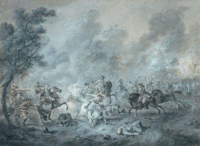 Dirk LAGENDYK (Rotterdam 1748 - 1805)