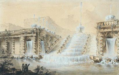 Charles de WAILLY (Paris 1730 - 1798)