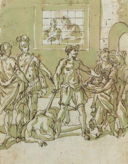 Ecole GENOISE du XVIIème siècle