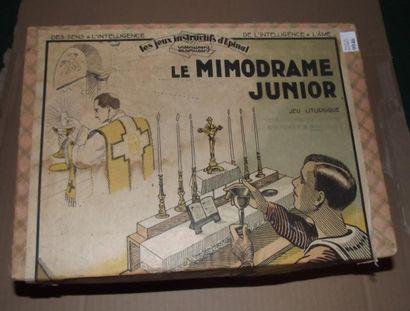 Coffret: LE MIMODRAME JUNIOR, jeu liturgique...