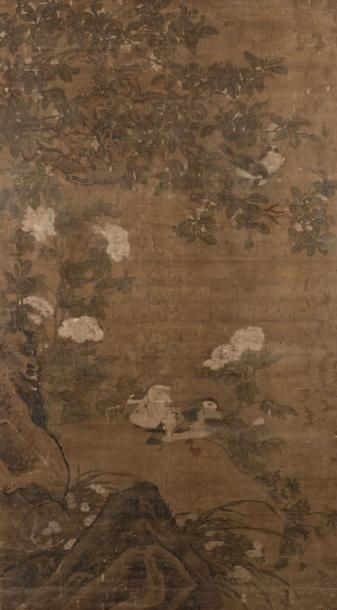 CHINE - XVIIIème siècle
