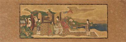 JAPON- XVIIIème siècle
