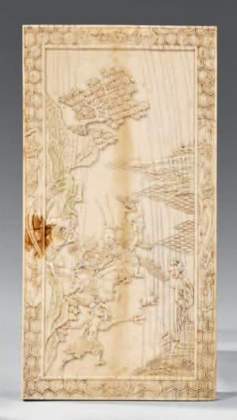 CHINE - XVIIème siècle