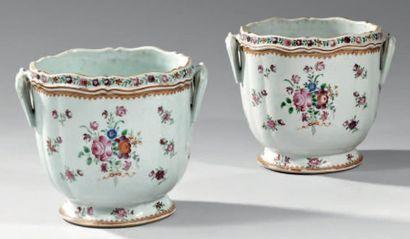CHINE - Epoque QIANLONG (1736 - 1795)