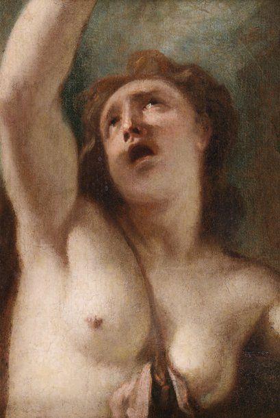 Attribué à Jacques BLANCHARD (1600 - 1638)