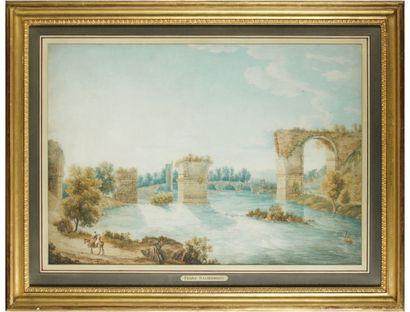 Franz KAISERMAN (Yverdon 1765-Rome 1833)