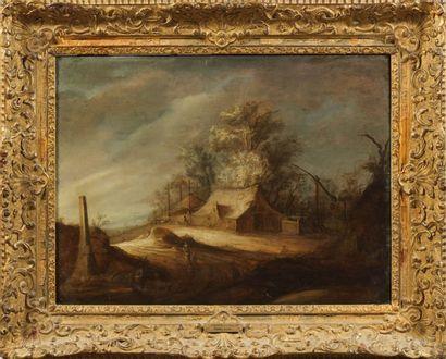 Pieter MOLYN (Londres 1595 - Haarlem 1661)
