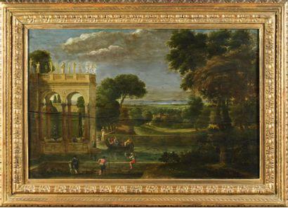 Ecole ANGLAISE de la fin du XVIIIème siècle