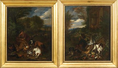 Adriaen de GRYEF (Anvers 1670 - Bruxelles 1715)