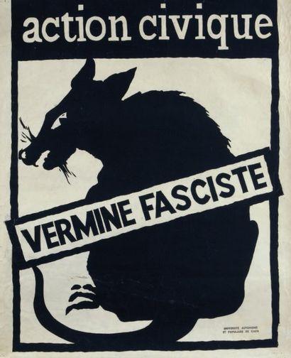 Université automne populaire de Caen Vermine...