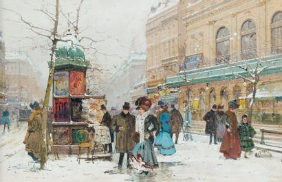 Eugène GALIEN LALOUE (1859-1941)